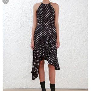 NWT Zimmermann Rife Flounce Picnic Dress